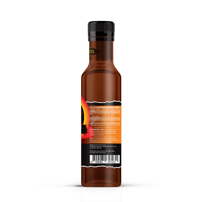 Hot Pepper Chilli Sauce