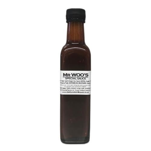 Mr Woos Speacial Sauce