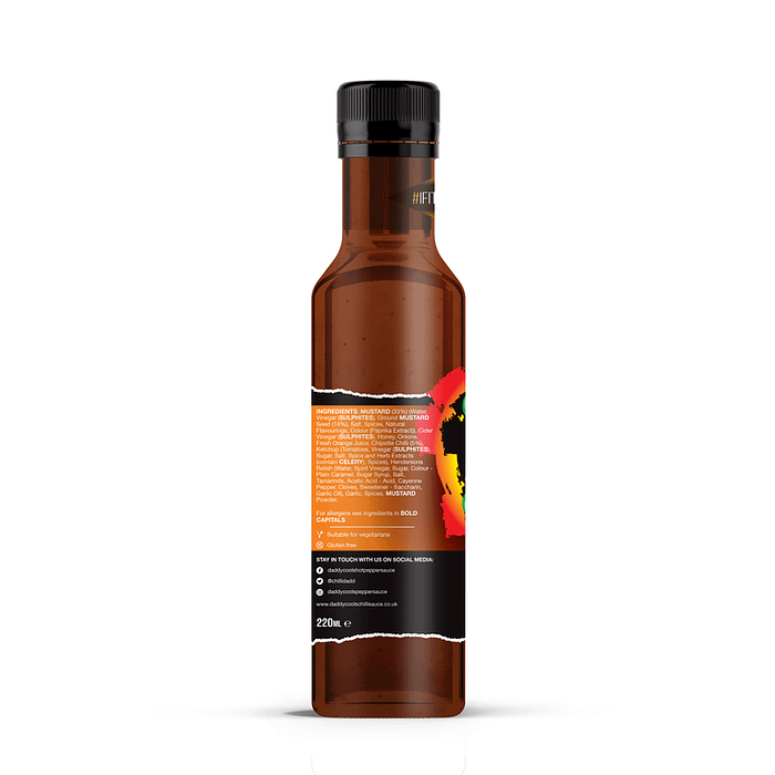 West Indian Chilli Sauce