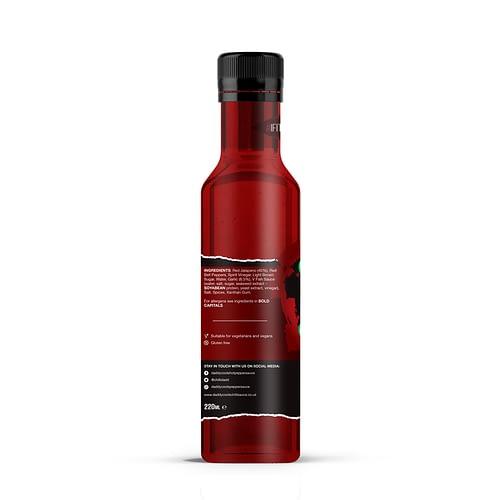 Red Jalapeno Sriracha Chilli Sauce