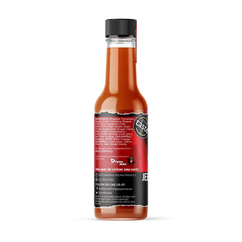 Carolina Reaper Chilli Sauce