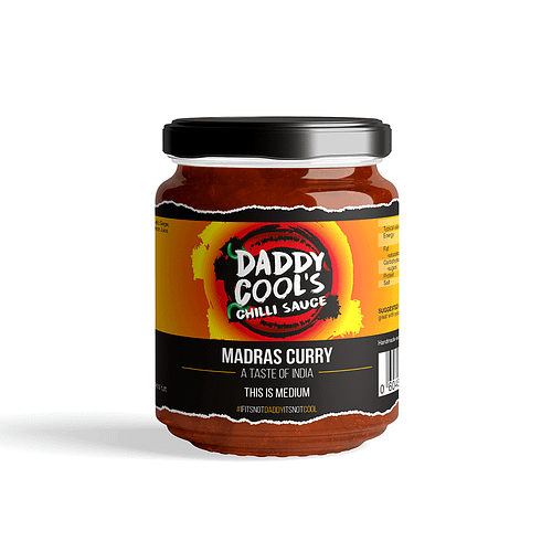 Madras Curry Sauce